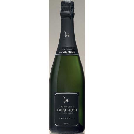 Carte Noire des Champagnes Louis Huot