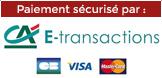 Paiement sécurisé par E-transactions du Crédit Agricole